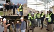 CM de Moura visita obras no concelho em investimento superior a 1M de euros