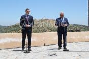 """""""Partindo do princípio que todos os países da UE são racionais, não vejo nenhuma razão para que não se empenhem tanto como Portugal na recuperação económica"""", diz António Costa (Com Som)"""