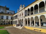 5 casos de covid 19 levam Univ. de Évora a suspender aulas de Design, Artes PlásticaseMultimédia