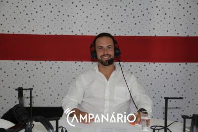 Campanário TV: Em vídeo a entrevista do candidato da Coligação PSD/CDS-PP  à Câmara de Mourão, João Fortes(c/vídeo)