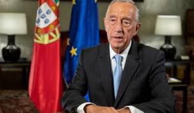 Portalegre - Marcelo Rebelo de Sousa agraciado com a Medalha de Ouro pela Câmara Municipal