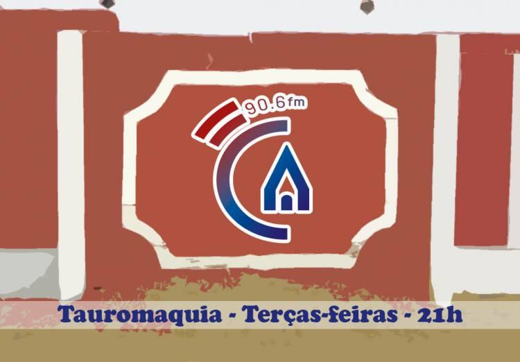 Rádio Campanário: Matador de Touros Paco Velasquez esteve esta terça-feira no programa Tauromaquia, ouça a entrevista (c/som)