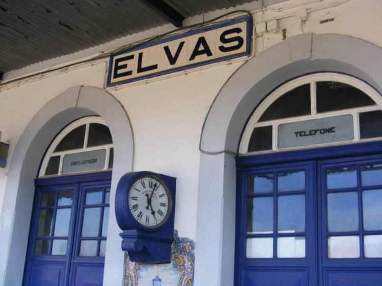 Linha de comboio entre Elvas e Espanha vai estar interrompida