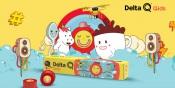 "Delta Q lançou ""O Gang Mais Cool de Sempre"""