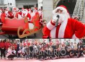 """O Pai Natal chegou a Estremoz """"para tornar esta época especial para todos que cá vivem"""", diz Vereadora Márcia Oliveira (c/som e fotos)"""