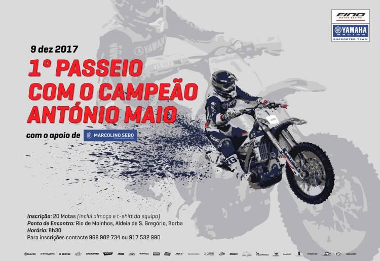 Borba: Rio de Moinhos recebe 1º Passeio António Maio