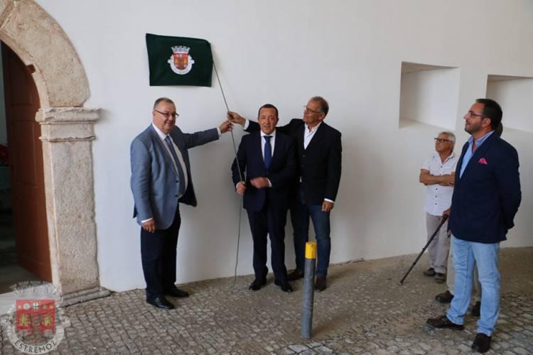 Estremoz inaugurou Porta dos Currais (c/fotos)