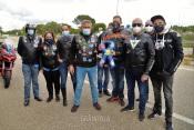 Motards de Grândola participam na Campanha do Laço Azul