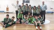 Elétrico FC vence Supertaça Distrital de Futsal em infantis