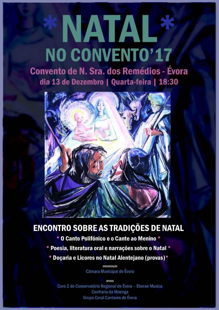 Município de Évora promove Encontro Sobre as Tradições de Natal