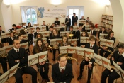 Banda Filarmónica do Centro Cultural de Borba realiza concerto de Natal no próximo domingo