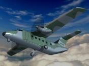 Aeronave que será produzida em Évora vai criar cerca de 1200 empregos na região