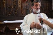 """""""No fundo peregrinamos todos, nós que estamos na estrada, e todos os que ficam em casa"""", diz Padre Mário Tavares (c/som)"""
