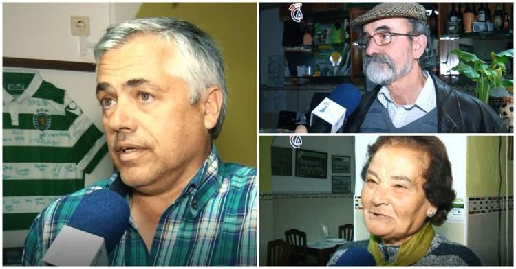 Campanário TV: A opinião dos Calipolenses sobre a actual situação do Sporting (c/video)