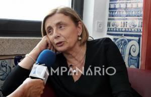 """Universidade de Évora: Reitora faz balanço do mandato e defende """"uma maior implantação"""" da instituição na região (c/som)"""