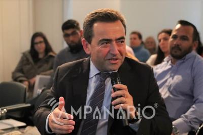 """A Comunidade cigana """"tem de perceber que o problema não é só da sociedade, mas também deles"""", diz José Calixto no seminário """"Ciganos e Literacia Digital"""" (c/som)"""
