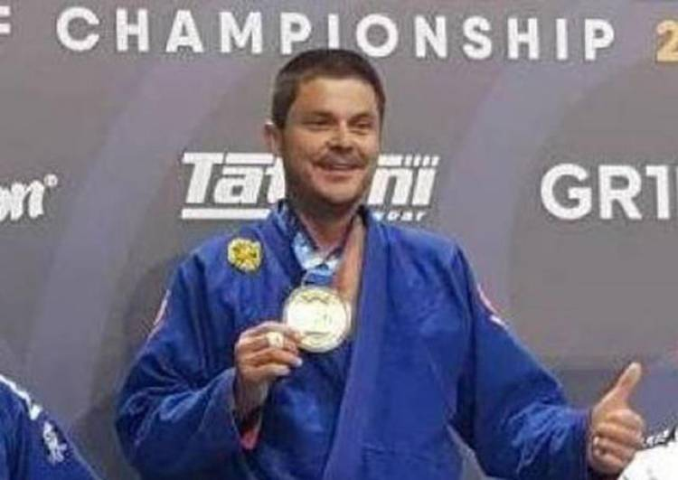 Alentejano conquista medalha de bronze no Mundial de jiujitsu