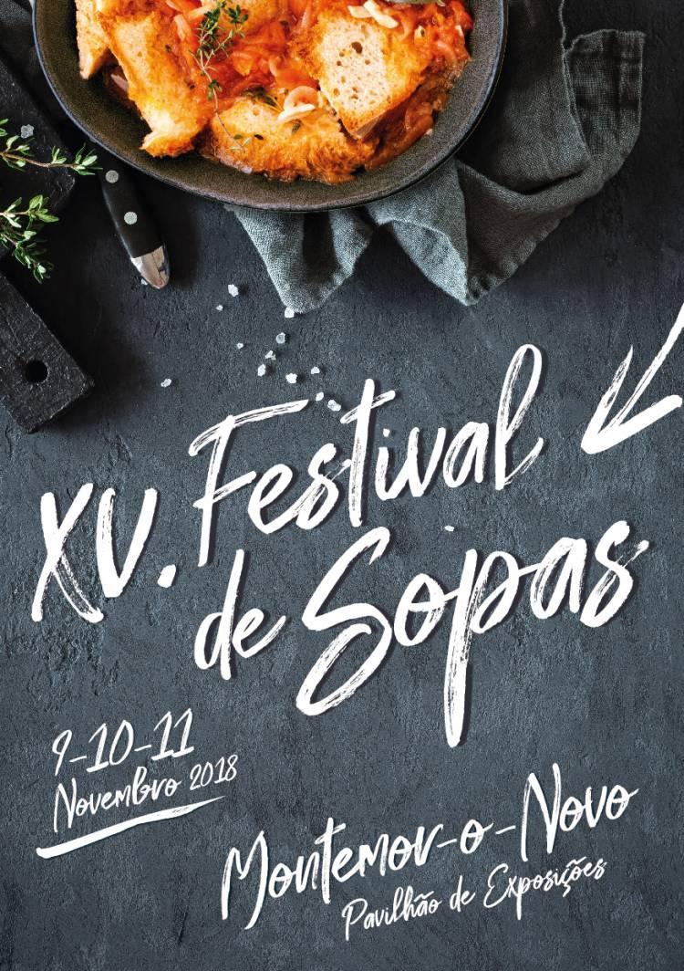 Património gastronómico de Montemor-o-Novo em mostra no 15º Festival de Sopas