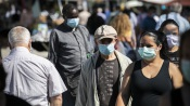 COVID-19: Aprovado uso obrigatório de máscara na rua