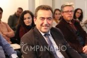 """""""A falta de empreiteiros públicos no Alentejo não tem contribuído para a execução dos fundos comunitários"""", diz José Calixto (c/som)"""