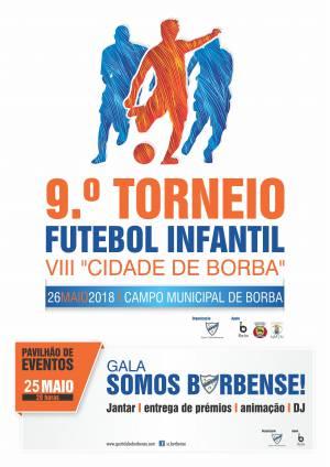 SC Borbense termina época com Gala e Torneio Infantil, este fim de semana