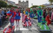 Carnaval sai para as ruas de Vila Viçosa pela mão da Calipofoliões, a 23 de fevereiro (c/cartaz)