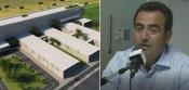 """""""Independentemente de quem é o dono da obra, o que interessa é que o hospital [Central do Alentejo] seja construído"""" diz presidente da CIMAC (c/som)"""