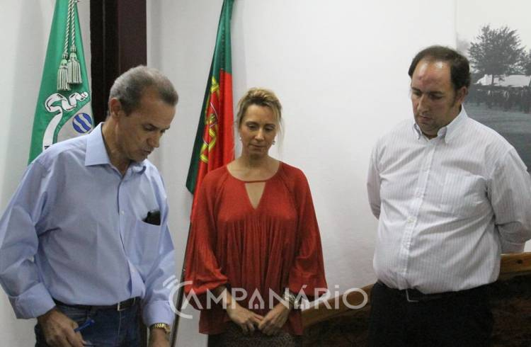 """Freguesia de Matriz em Borba passa a maioria MUB que pensa em """"diálogo"""" e """"parcerias"""" com unidades autárquicas vizinhas (c/som e fotos)"""