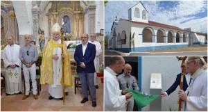 Avis: Arcebispo de Évora inaugurou obra de restauração da Capela de Nossa Senhora d'Entre Águas