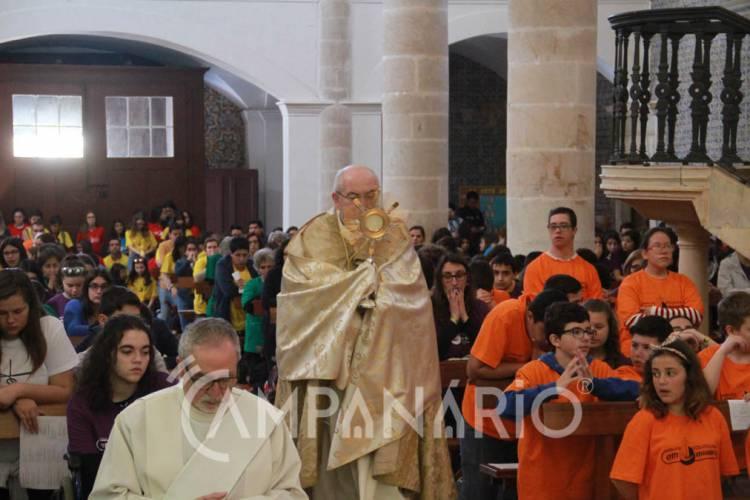 """""""Quando fazemos uma proposta com qualidade espiritual, as novas gerações acolhem"""", diz Arcebispo de Évora (c/som e fotos)"""