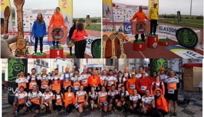 Barbaris Team de Barbacena foi a melhor equipa no IV Trail Património Mundial de Elvas