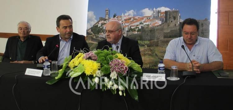 """Ministro da Agricultura está certo de que ampliação do bloco de rega do Alqueva terá """"a curto prazo, um desfecho positivo"""" (c/som e fotos)"""