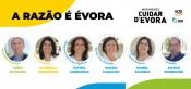 Autárquicas 2021: Conheça o candidato do Movimento Cuidar de Évora à Assembleia Municipal de Évora
