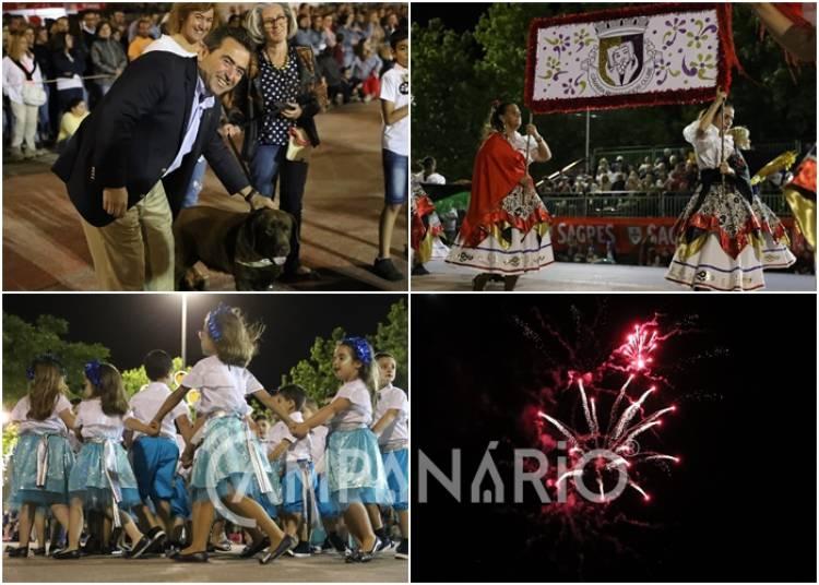 """As Festas de St. António e as suas marchas """"são um dos momentos mais vividos pelos reguenguenses"""". A RC mostra-lhe as fotos (c/som)"""