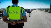 GNR Évora: regista 4 acidentes de viação e 1 acidente de trabalho na localidade da Glória