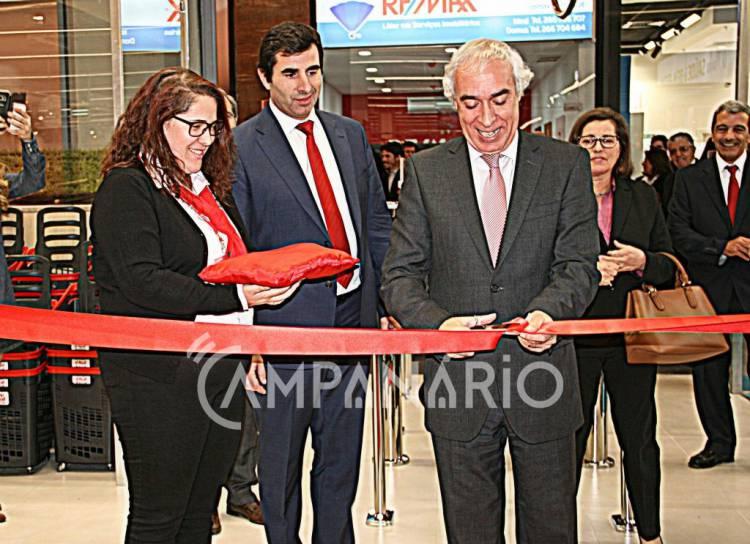 Jumbo inaugurado no Évora Plaza e já pensa em gasolineira para a cidade, diz diretor-geral (c/som e fotos)