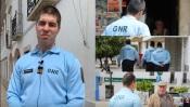 """Em ação de sensibilização da GNR em Borba, Capitão Fernandes diz """"quando abordamos pessoas em incumprimento, acatam de imediato as ordens"""" (c/som e fotos)"""