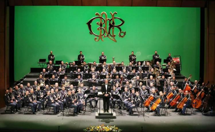 Banda Sinfónica da GNR atua em Arronches a 25 de outubro