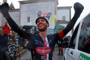 Luís Mendonça é o novo camisola Amarela da 36ª Volta ao Alentejo em Bicicleta (c/som)