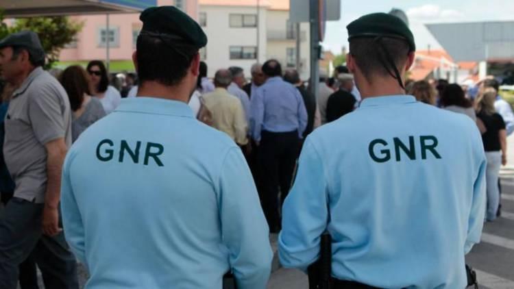 GNR registou acidente de trabalho no passado fim de semana em Vila Viçosa (c/som)