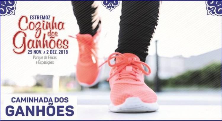 Estremoz promove Caminhada dos Ganhões dia 1 de dezembro