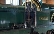 Comboio Real adquirido para deslocações da família real entre o Barreiro e Vila Viçosa