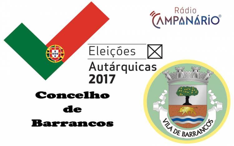 Autárquicas 2017: Os resultados eleitorais do concelho de Barrancos (c/dados)