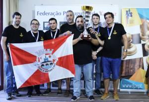 Equipa de Montemor-o-Novo sagra-se campeã nacional de xadrez