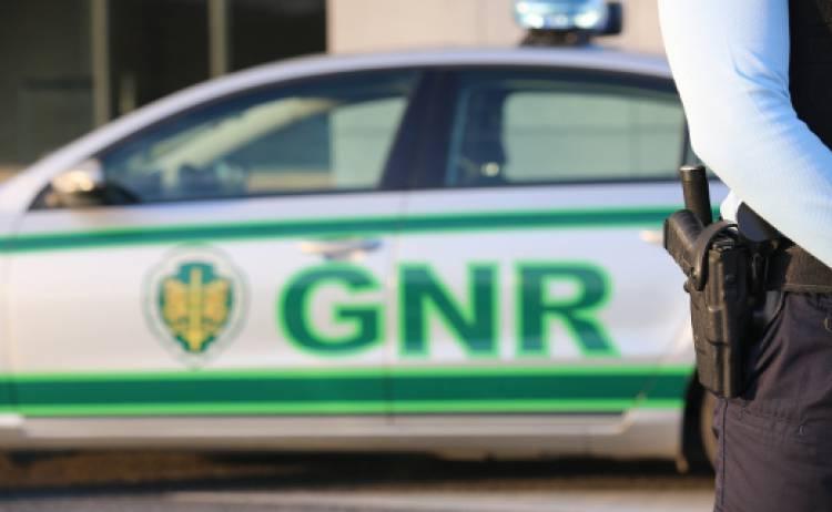 GNR registou 11 crimes e 11 acidentes no distrito de Évora durante o fim de semana (c/som)
