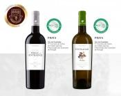 Castro Verde: Vinhos da Herdade das Fontes Bárbaras distinguidos com medalha de prata