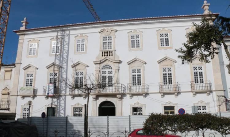 Restauro do futuro Museu da Coleção Berardo, no Palácio Tocha em Estremoz, já está concluído