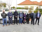 Alcácer do Sal: Autarquia comparticipa aquisição de nova carrinha à AURPICAS no valor de 10 mil euros