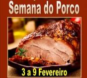 Vila Viçosa recebe 'Semana do Porco' de 3 a 9 de fevereiro