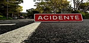 Colisão no concelho de Elvas faz 3 feridos e corta estrada EM 514